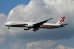 twining07さんが、ロンドン・ヒースロー空港で撮影したビーマン・バングラデシュ航空 777-3E9/ERの航空フォト(写真)