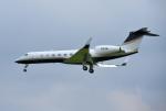 mojioさんが、成田国際空港で撮影した不明 G500/G550 (G-V)の航空フォト(飛行機 写真・画像)