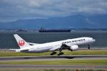 ひこ☆さんが、中部国際空港で撮影した日本航空 777-246/ERの航空フォト(写真)