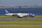 とっちさんが、羽田空港で撮影した全日空 787-9の航空フォト(写真)