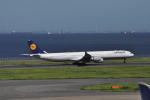 とっちさんが、羽田空港で撮影したルフトハンザドイツ航空 A340-642Xの航空フォト(写真)