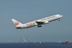 とっちさんが、羽田空港で撮影した日本航空 767-346/ERの航空フォト(写真)