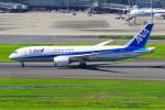 PASSENGERさんが、羽田空港で撮影した全日空 787-8 Dreamlinerの航空フォト(写真)
