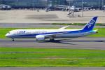 PASSENGERさんが、羽田空港で撮影した全日空 787-9の航空フォト(写真)