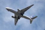 kix大好きカズチャマンさんが、伊丹空港で撮影した全日空 777-281の航空フォト(写真)