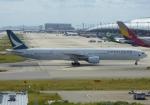 ふうちゃんさんが、関西国際空港で撮影したキャセイパシフィック航空 777-367の航空フォト(写真)