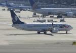 ふうちゃんさんが、関西国際空港で撮影した山東航空 737-85Nの航空フォト(写真)