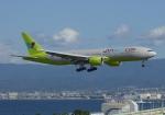 ふうちゃんさんが、関西国際空港で撮影したジンエアー 777-2B5/ERの航空フォト(写真)