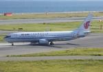 ふうちゃんさんが、関西国際空港で撮影した中国国際航空 737-89Lの航空フォト(写真)