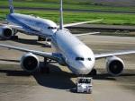 DVDさんが、羽田空港で撮影した全日空 777-381/ERの航空フォト(写真)