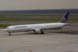 Koenig117さんが、中部国際空港で撮影したコンチネンタル航空 767-424/ERの航空フォト(写真)