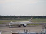 ガスパールさんが、成田国際空港で撮影したエティハド航空 787-9の航空フォト(写真)