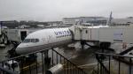 BOSTONさんが、ニューアーク・リバティー国際空港で撮影したユナイテッド航空 757-224の航空フォト(写真)
