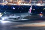 Ariesさんが、羽田空港で撮影したカタール航空 A350-941XWBの航空フォト(写真)
