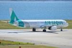 amagoさんが、関西国際空港で撮影したエアソウル A321-231の航空フォト(写真)