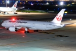 Ariesさんが、羽田空港で撮影した日本航空 787-8 Dreamlinerの航空フォト(写真)
