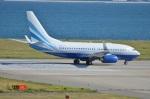 amagoさんが、関西国際空港で撮影したラスベガス サンズ 737-74U BBJの航空フォト(写真)
