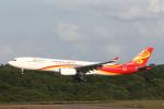 ATOMさんが、新千歳空港で撮影した香港航空 A330-343Xの航空フォト(写真)