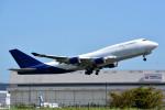 サンドバンクさんが、成田国際空港で撮影したウエスタン・グローバル・エアラインズ 747-446(BCF)の航空フォト(飛行機 写真・画像)