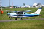 kumagorouさんが、仙台空港で撮影した川崎航空 TU206F Turbo Stationairの航空フォト(飛行機 写真・画像)