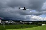 渚くんさんが、函館空港で撮影した日本航空 767-346/ERの航空フォト(写真)