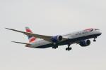 こだしさんが、成田国際空港で撮影したブリティッシュ・エアウェイズ 787-9の航空フォト(写真)