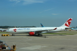 Rsaさんが、仁川国際空港で撮影したチェコ航空 A330-323Xの航空フォト(写真)