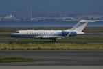 シュウさんが、関西国際空港で撮影した不明 BD-700 Global Express/5000/6000の航空フォト(写真)
