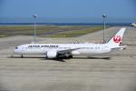 yabyanさんが、中部国際空港で撮影した日本航空 787-9の航空フォト(写真)