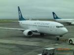 occhann54さんが、オークランド空港で撮影したニュージーランド航空の航空フォト(写真)