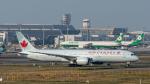 2wmさんが、台湾桃園国際空港で撮影したエア・カナダ 787-9の航空フォト(写真)