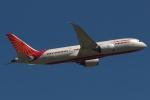 木人さんが、成田国際空港で撮影したエア・インディア 787-8 Dreamlinerの航空フォト(写真)