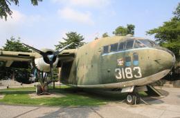 takaRJNSさんが、台中空港で撮影した中華民国空軍 C-119 Flying Boxcarの航空フォト(飛行機 写真・画像)