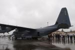 木人さんが、横田基地で撮影したアメリカ空軍 MC-130J Herculesの航空フォト(写真)