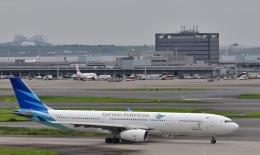 Take51さんが、羽田空港で撮影したガルーダ・インドネシア航空 A330-343Xの航空フォト(写真)