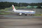 utarou on NRTさんが、成田国際空港で撮影した中国国際航空 A330-343Xの航空フォト(写真)