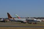 しかばねさんが、シドニー国際空港で撮影したタイガーエア・オーストラリア 737-8FEの航空フォト(写真)