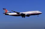 sin747さんが、成田国際空港で撮影したカナディアン航空 747-475の航空フォト(写真)