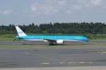 pringlesさんが、成田国際空港で撮影したKLMオランダ航空 777-306/ERの航空フォト(写真)