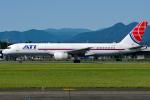 Flankerさんが、横田基地で撮影したエア・トランスポート・インターナショナル 757-2G5(SF)の航空フォト(写真)