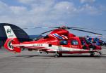 チャーリーマイクさんが、木更津飛行場で撮影した千葉市消防航空隊 AS365N3 Dauphin 2の航空フォト(写真)