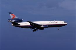 sin747さんが、成田国際空港で撮影したカナディアン航空 DC-10-30/ERの航空フォト(飛行機 写真・画像)