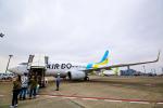 SGR RTさんが、羽田空港で撮影したAIR DO 737-781の航空フォト(写真)