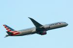 SGR RTさんが、成田国際空港で撮影したアメリカン航空 787-9の航空フォト(写真)