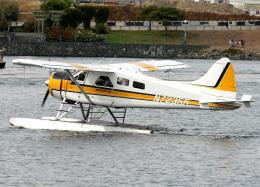voyagerさんが、ビクトリア・インナーハーバー空港で撮影したケンモア・エアの航空フォト(飛行機 写真・画像)