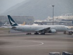 staralliance☆JA712Aさんが、香港国際空港で撮影したキャセイパシフィック航空 777-367の航空フォト(写真)