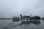 ジャンクさんが、横田基地で撮影したアメリカ空軍 RQ-4B-40 Global Hawkの航空フォト(写真)