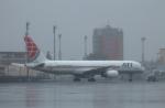 ジャンクさんが、横田基地で撮影したエア・トランスポート・インターナショナル 757-2G5(SF)の航空フォト(写真)