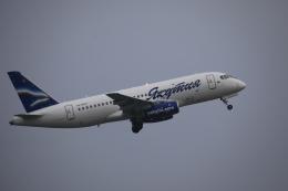 ピーチさんが、岡山空港で撮影したヤクティア・エア 100-95LRの航空フォト(写真)