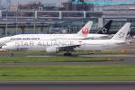 いおりさんが、羽田空港で撮影したシンガポール航空 777-312/ERの航空フォト(写真)
